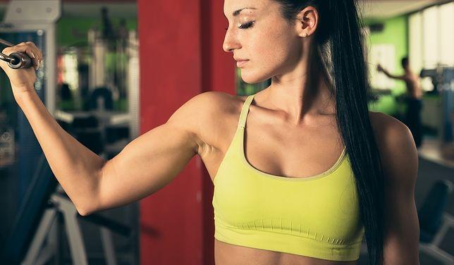 Ćwiczenia na triceps. Jak trenować mięsień trójgłowy ramienia?