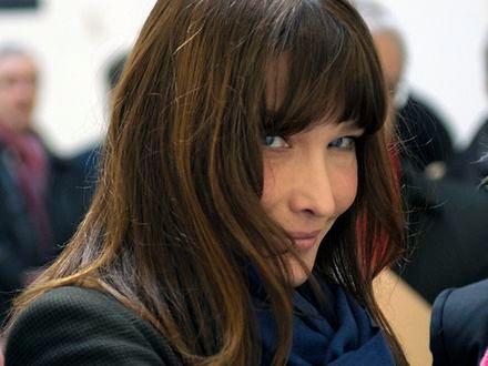 Francuzi doceniają pierwszą damę