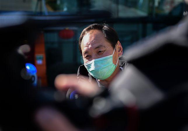 Koronawirus zabił chińskiego reżysera i jego rodzinę