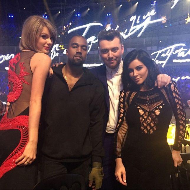 Kim Kardashian zarzuca Taylor Swift kłamstwo. Na dowód opublikowała nagranie wideo!