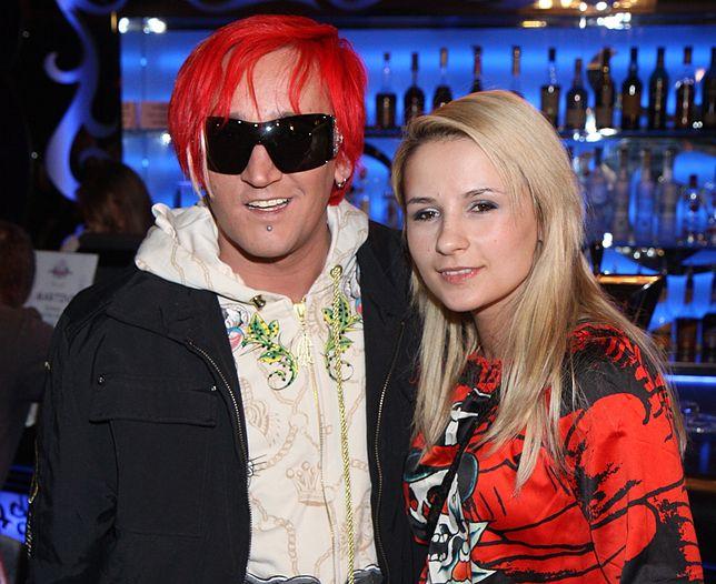 Michał Wiśniewski i Anna Świątczak w 2008 r. Trzy lata później byli już po rozwodzie