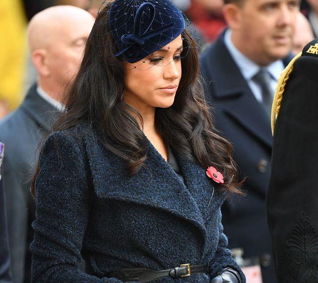 Księżna Meghan spotka się z ojcem w sądzie