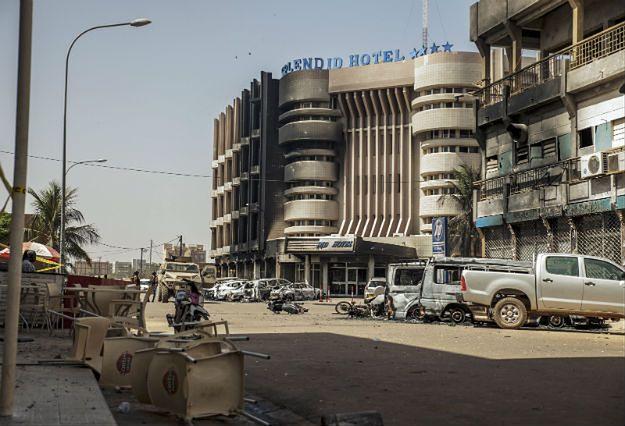 29 ofiar ataku dżihadystów na hotel w Burkina Faso