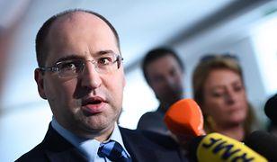 Senator PiS Adam Bielan zarzucił dziennikarce TVN Katarzynie Kolendzie-Zaleskiej, że inaczej relacjonowała protest niepełnosprawnych za rządów PO