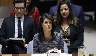 Nikki Haley, ambasador USA przy ONZ dała się nabrać żartownisiom z Rosji
