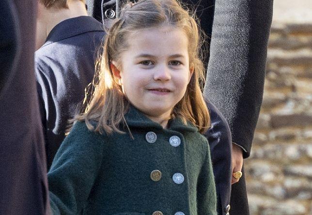 Księżniczka Charlotte wyznała, kim chce być w przyszłości