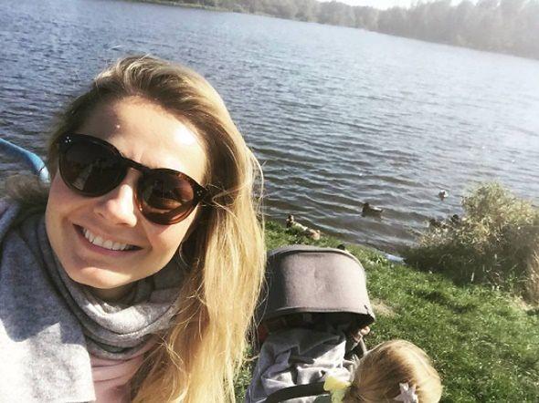 Małgorzata Socha jeszcze nie powiedziała córce, czym się zajmuje. Dziewczynka nie wie, że jej mama jest aktorką!
