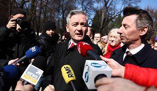 Robert Biedroń będzie liderem Wiosny w Warszawie
