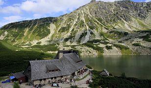 Dolina Pięciu Stawów w Tatrach