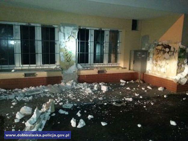 Podczas wakacji zdemolowali szkołę w Żmigrodzie