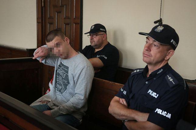 Dominikowi W. grozi do 12 lat więzienia
