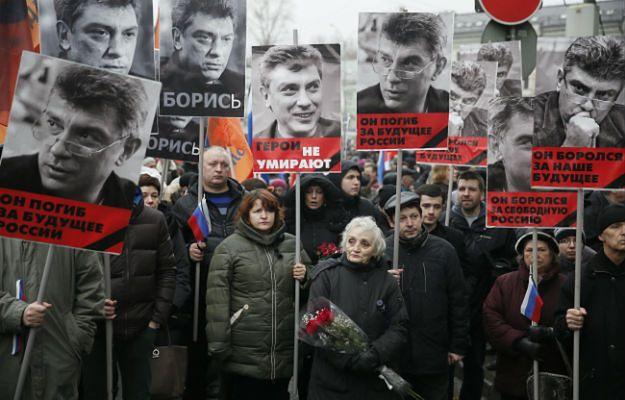 """""""Financial Times"""": śmierć Borysa Niemcowa poważnym ciosem dla opozycji w Rosji"""