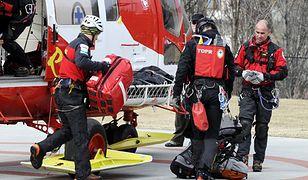 Tragiczny wypadek - ratownik TOPR zginął na Giewoncie