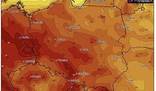 Pogoda płata figle: nad Polskę nadciągnęła fala afrykańskich upałów