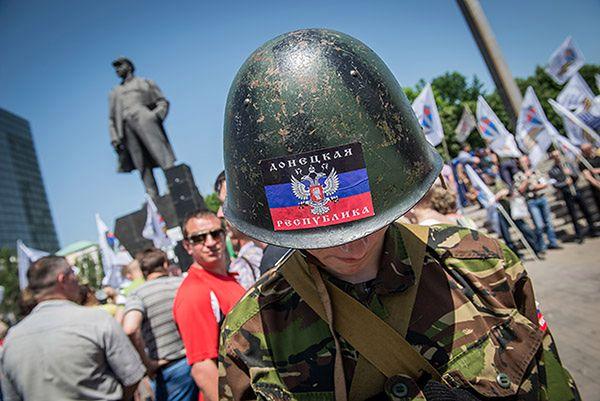Separatyści z Donbasu zakazali działalności Lekarzy bez Granic