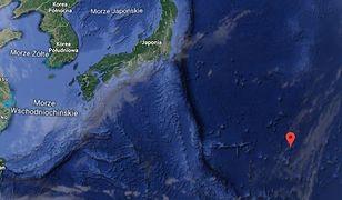 """Na wyspie Minami Tori-shima, która leży na Pacyfiku 1200 km od wybrzeży Japonii, zidentyfikowano """"niemal nieskończone źródło rzadkich minerałów"""""""