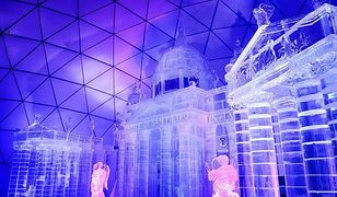 Tatrzańska Świątynia Lodowa robi spektakularne wrażenie.