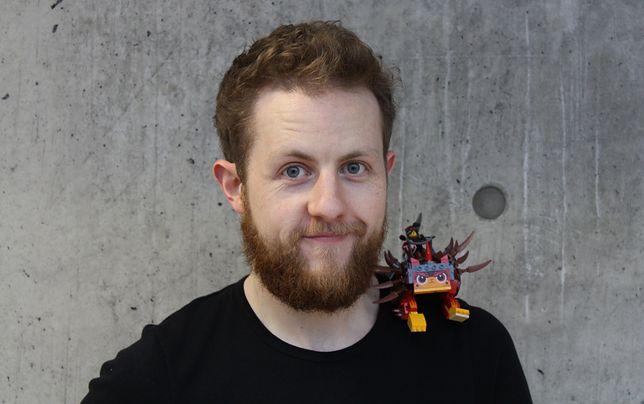 Jordan David Scott, Senior Designer w Grupie LEGO