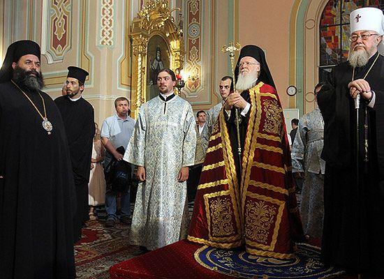 Patriarcha Konstantynopola z wizytą w Polsce