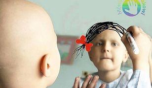 5-latka pomagała chorym dzieciom. Po kilku miesiącach sama potrzebuje wsparcia