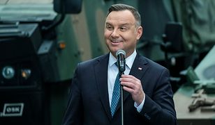 Prezydent Andrzej Duda nie ogłosił jeszcze oficjalnie, że będzie się ubiegał o reelekcję
