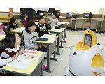 Koreańskie roboty uczą angielskiego