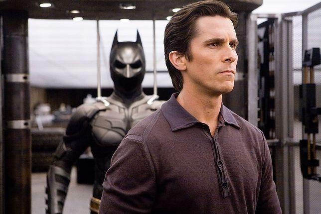 """""""Batman"""" Nolana: miał być czwarty film. Christian Bale dostał propozycję"""