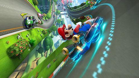 W Mario Kart 8 ściga się już ponad milion kierowców