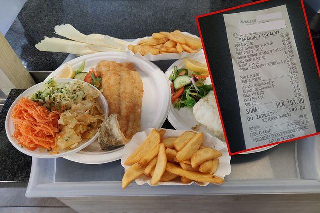 Obiad za 200 zł? Ceny w nadmorskich restauracjach przyprawiają o zawrót głowy