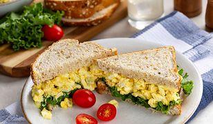 Ekspresowa pasta jajeczna. Najlepsza na śniadanie
