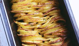 Pieczone ziemniaczki z rozmarynem