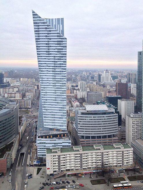Najwyższy apartamentowiec