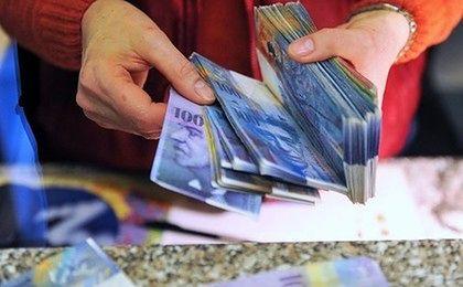 Długi frankowiczów przekraczają 160 miliardów złotych