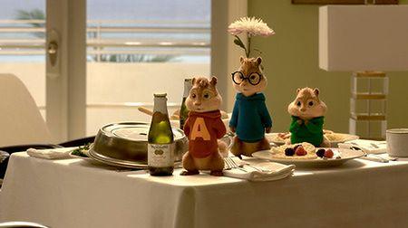 ''Alvin i wiewiórki: Wielka wyprawa'' - fragment #1