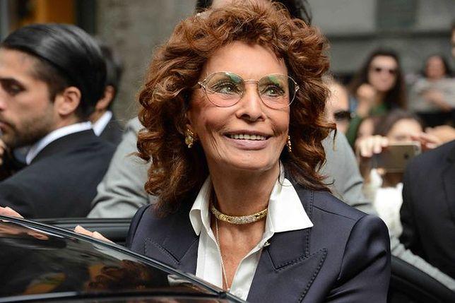 """Ikona włoskiego kina. Sophia Loren: """"Moja era Hollywood była o wiele lepsza""""."""