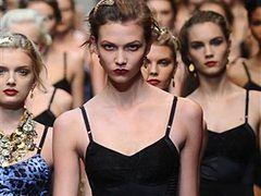 Dolce&Gabbana na Milan Fashion Week
