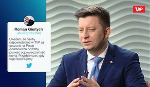 Jerzy Owsiak apeluje do premiera. Jest reakcja ministra z KPRM Michała Dworczyka