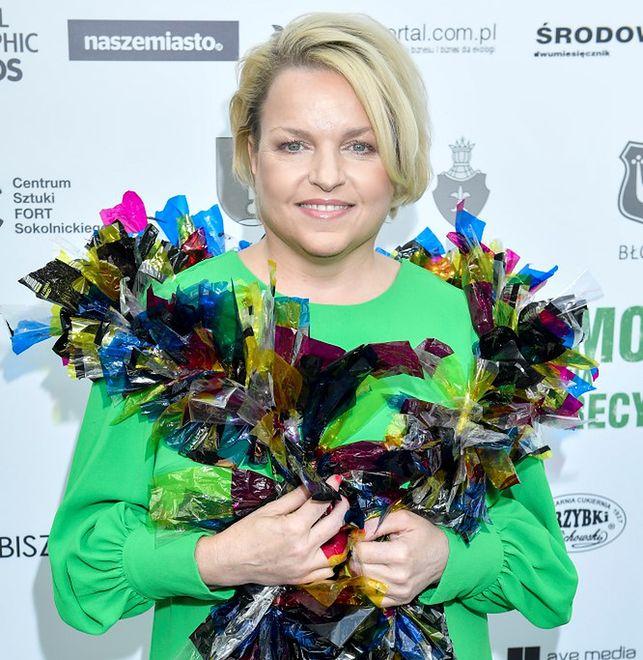 Katarzyna Bosacka zmieniła fryzurę