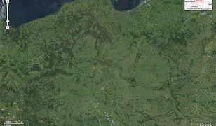 Google Maps z możliwością przewijania w czasie