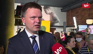 Szymon Hołownia zdradza, czym zajmie się tuż po wyborach