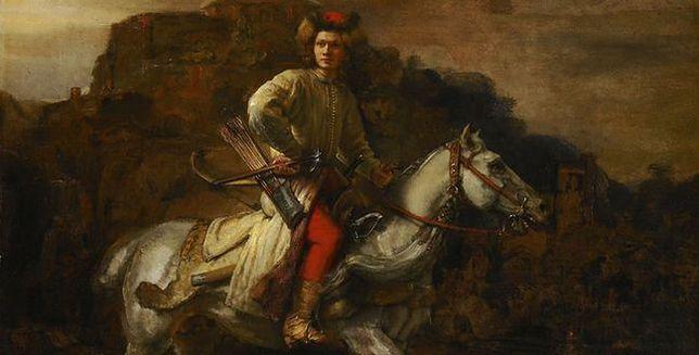 Kod lisowczyka. Polska tajemnica obrazu Rembrandta