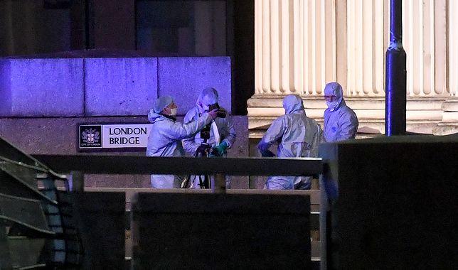 Londyn. W piątkowym zamachu zginęły dwie osoby, a trzy zostały ranne