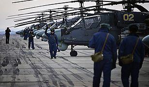 W Rosji trwa generalny przegląd sił zbrojnych