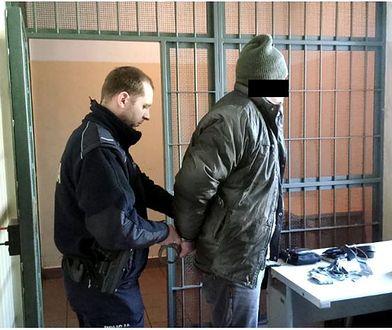 Piastów. 44-latek zaatakował swojego szefa