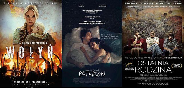Polscy krytycy wybrali najlepsze filmy. Wręczono filmowe Złote Taśmy za 2016 rok