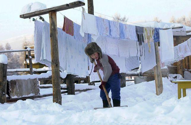 Pogoda. Zima zaatakowała na Syberii. Kiedy dotrze do Polski?