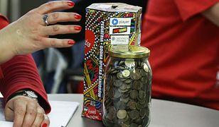 Wolontariusze mieli zastrzeżenia co do sposobu przeliczania pieniędzy przez dyrektorkę szkoły
