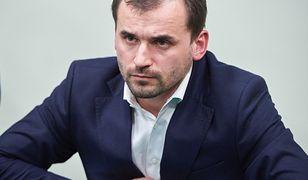 Marcin Dubieniecki chciał wyjechać na konsultację lekarską