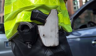 Policjant służył w Komendzie Powiatowej Policji w Człuchowie