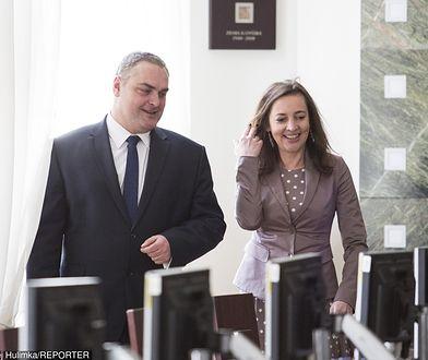 Sędziowie Sądu Okręgowego w Krakowie domagają się dymisji prezes Dagmary Pawełczyk-Woickiej